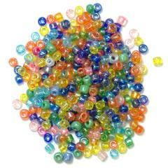 Multicolour Seed Beads - Hobby & Crafts