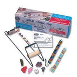 Metal Indian Beading Loom - Hobby & Crafts