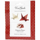 Origami Paper, size 10x10 cm, 80g, 50 mixed sheets