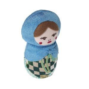 Blue Russian Doll Pin Cushion - Hobby & Crafts