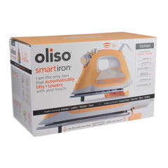 Oliso Ergonomic Smart Iron Long Cord Iron-Ons Appliques Home Appliances Crafts
