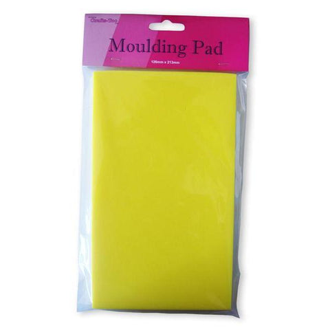 Crafts Too Yellow Colour Moulding Pad Card Making Scrapbooking 21.3 cm - Hobby & Crafts