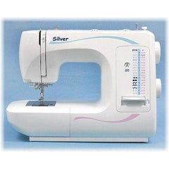 Silver 2021 Sewing Machine - Hobby & Crafts