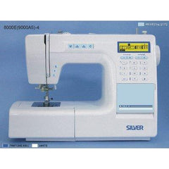 Silver 8000E - Computerised Sewing Machine - Hobby & Crafts