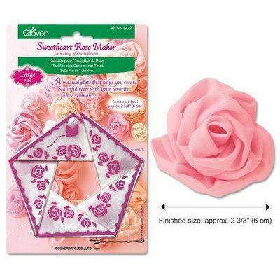 CL8472 - Sweetheart Rose Makers - Large - Hobby & Crafts