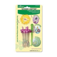 CL3101 - Wonder Knitter by Clover - Hobby & Crafts