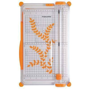 Fiskars Large SureCut  A3/A4 Paper/Card Trimmer Acute/Precision Scale Craft 30cm -F4153 - Hobby & Crafts