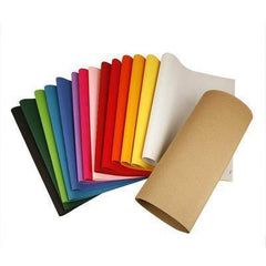 15 x Coloured Corrugated Card Sheets Assorted Bright Colours Kids Craft Board - Hobby & Crafts