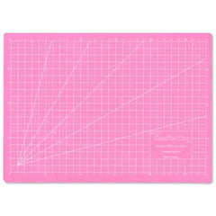A4 Crafts Too Pink Colour Cutting Mat Craft Art - Hobby & Crafts