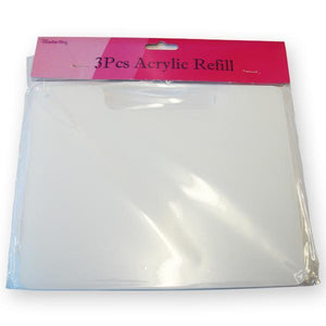 3 x Crafts Too Acrylic Refill For Storing Dies Stamps Craft - Hobby & Crafts