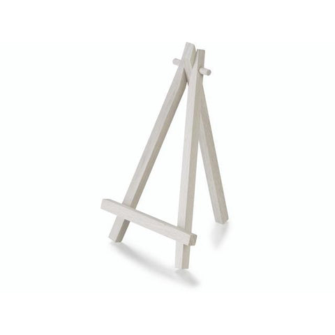 16 cm Wooden Artist Mini Easel Stand For Painting Canvas - Hobby & Crafts