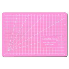 A5 Crafts Too Pink Colour Cutting Mat Craft Art - Hobby & Crafts