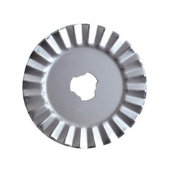 Rotary Blade For Pinking Cutter Patchwork Quilting Tool 45 mm - Hobby & Crafts