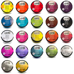 22 x Aladine All Colour 3D Texture Izink Stencil Paste Card Ceramic Textile Crafts 75ml - Hobby & Crafts
