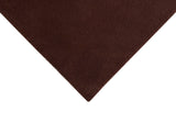 The Craft Factory Acrylic Felt With Sticky Back  x 1 - Brown - Hobby & Crafts