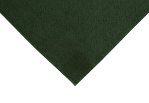 The Craft Factory Acrylic Felt With Sticky Back  x 1 - Green - Hobby & Crafts