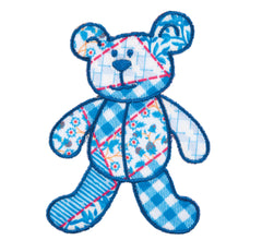 Sew On Motifs Lace Jeans Dresses Appliques Patches Crafts 7.1 cm -Patchwork Bear - Hobby & Crafts
