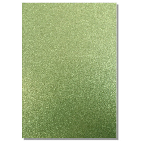 A4 Dovecraft Glitter Card Sheet Card Making 220gsm - Teal