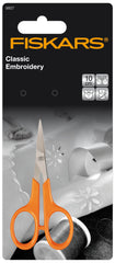 F9807  - Fiskars 10 cm Sewing Embroidery Scissors - Hobby & Crafts