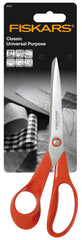 F9850  - Fiskars General Purpose Scissor Left Handed 21 cm - Hobby & Crafts