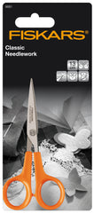 F9881 - Fiskars 12.5cm Needlework Scissors - Hobby & Crafts