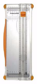 F9893 -  A4 Fiskars Portable SureCut Paper Trimmer 30 cm - AS SEEN ON TV - Hobby & Crafts