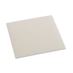 Hi Tack 3mm Foam Pads 7 x 7mm Square - White - Hobby & Crafts