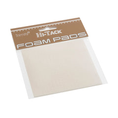Hi Tack 1mm Foam Pads 5 x 5mm Square - White - Hobby & Crafts