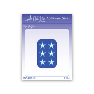 Crafts Too Mini Starflowers Additions Collection Dies Embossing Stencils Crafts