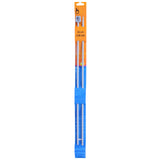 Pony Knitting Needles Single Ended Anodized Solid Aluminium Pins 35 cm x 4.50 mm - Hobby & Crafts