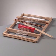 Weaving loom Large Wooden Quality Loom Made In Germany 40 cm Full Instructions