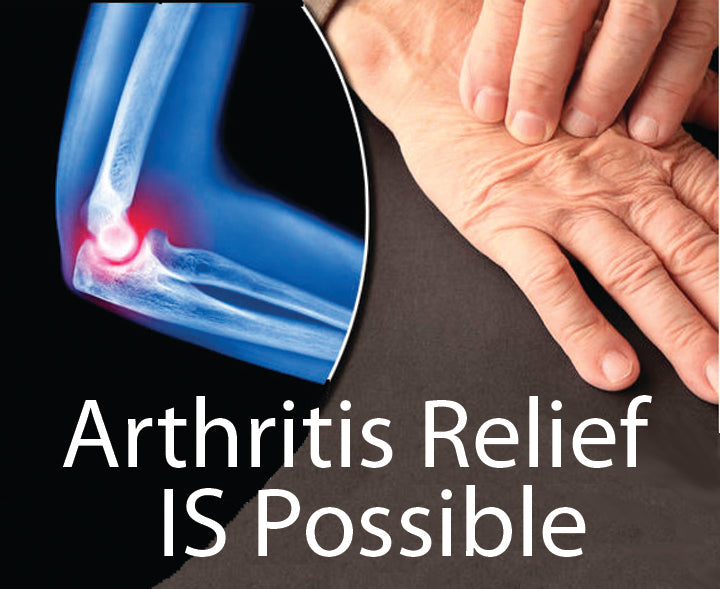 Arthritis Relief IS Possible