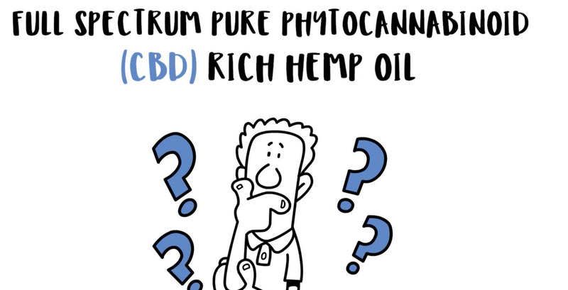 What Is Full Spectrum CBD Rich Hemp Oil?