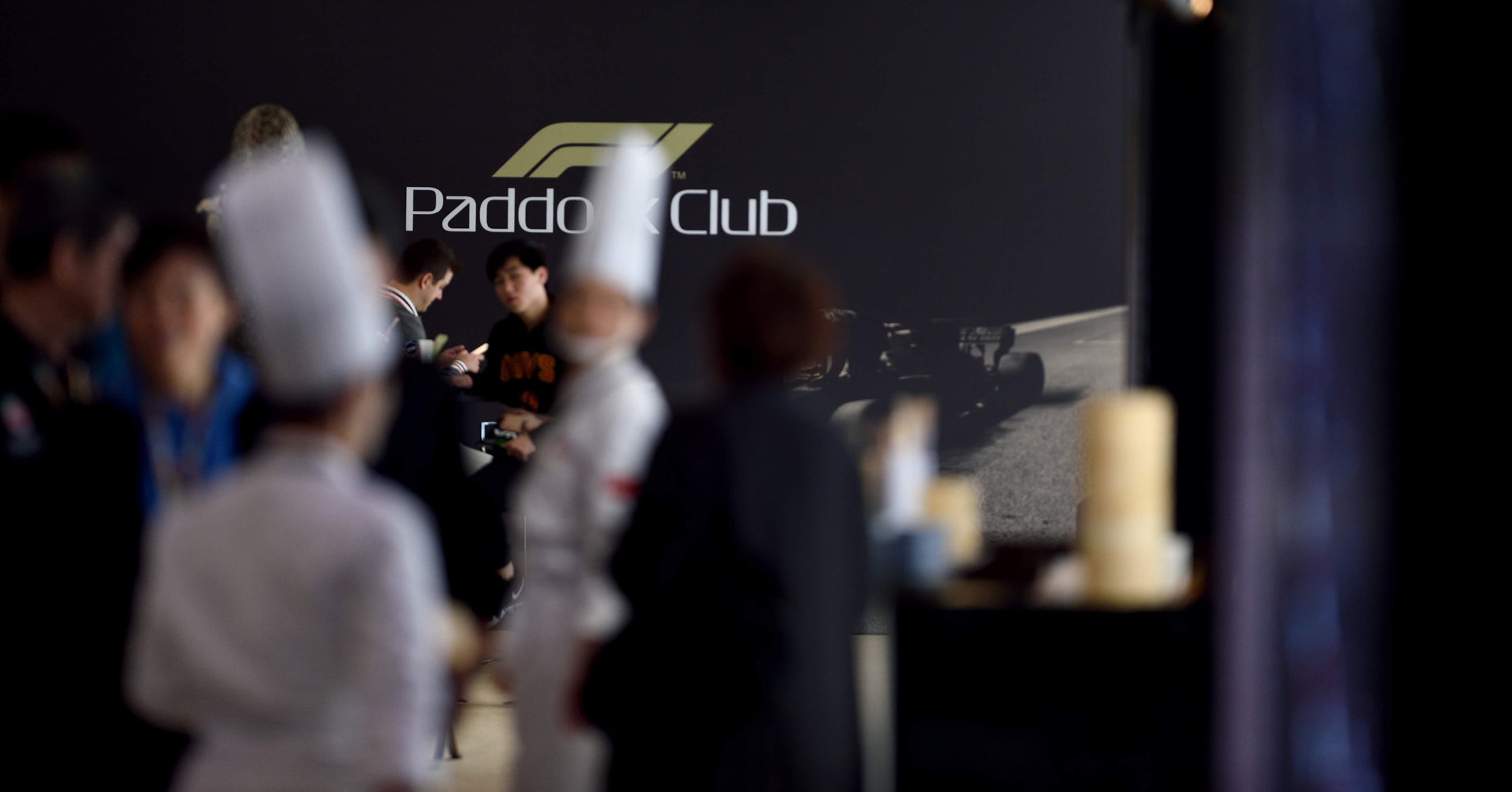 Paddock Club - F1 Experiences 2021