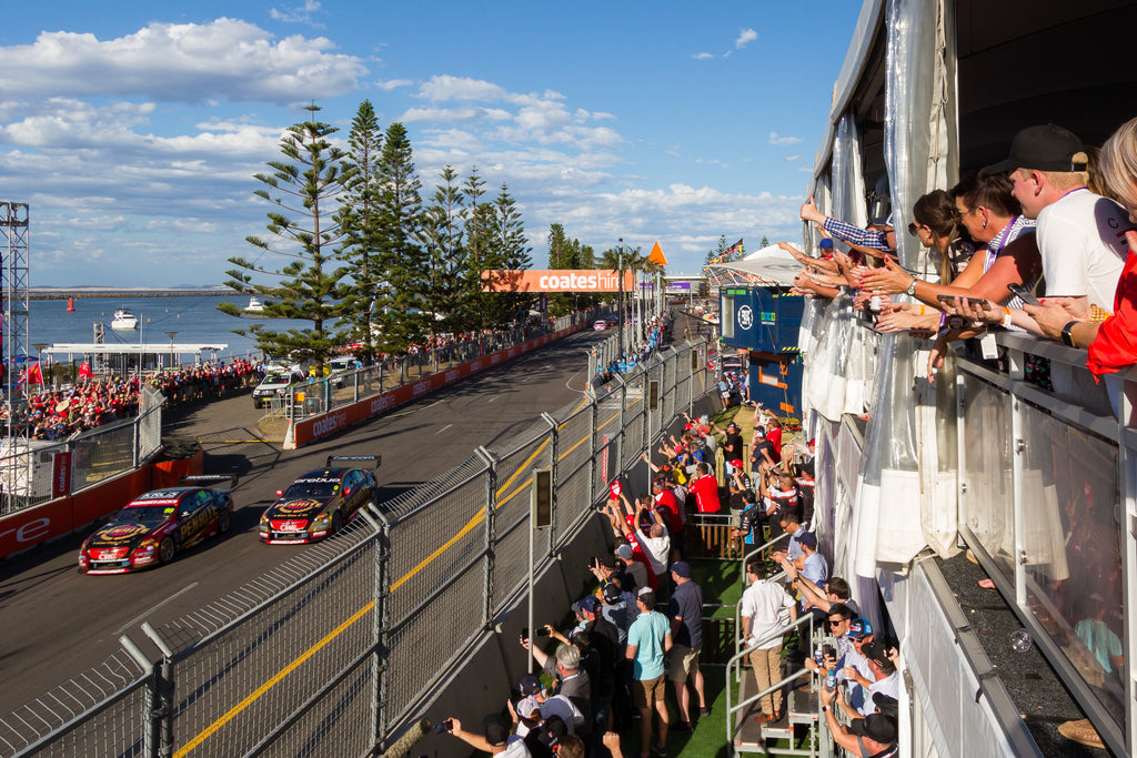 Coates Hire Newcastle 500 - Virgin Australia Paddock Club - The Platinum Experience - 3 Days - 22-24 November 2019