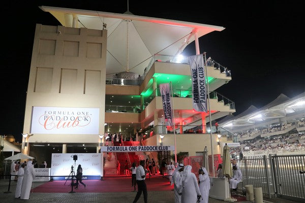 Champion Club Diamond - F1 Abu Dhabi Grand Prix - 26 – 29 NOV 2020