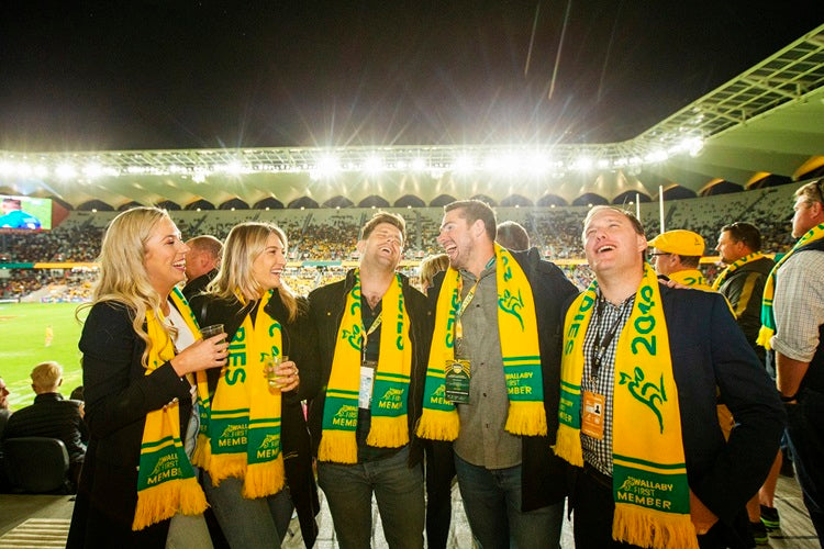 Round 2 - Rugby Championship Double Header - Saturday, 14 November 2020 - Bankwest Stadium, Sydney - Private Suites