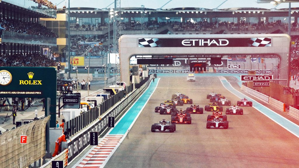 Champion Club Platinum - Abu Dhabi Grand Prix F1 - 26 – 29 NOV 2020