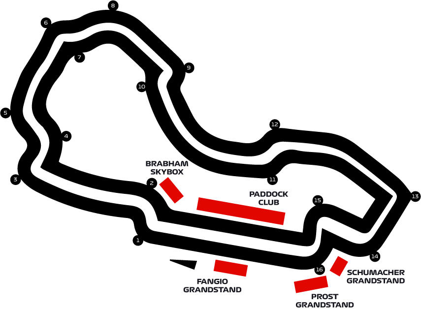 Champions Club - F1 Australian Grand Prix - 12–15 MAR 2020