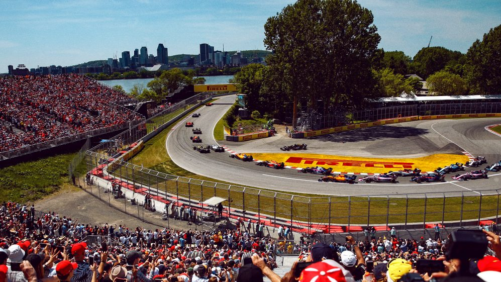 Champions Club Blanc Suite - F1 Canada Grand Prix - 11-14 JUN 2020
