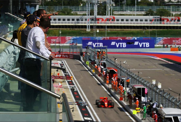 Paddock Club - F1 Chinese Grand Prix - 16-19 APRIL 2020