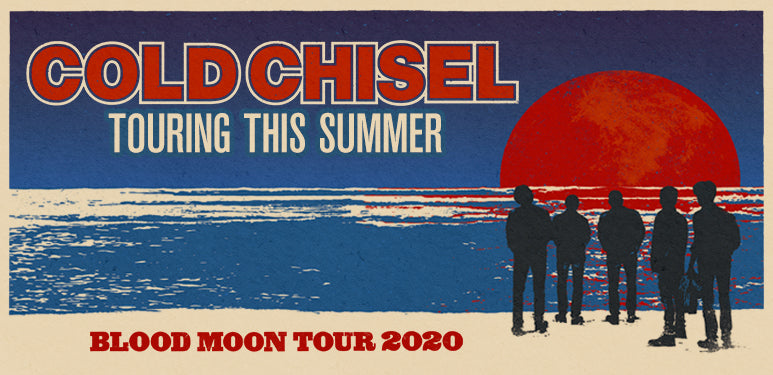 Rising Sun Package - Cold Chisel - Bankwest Stadium - Friday 24 January 2020