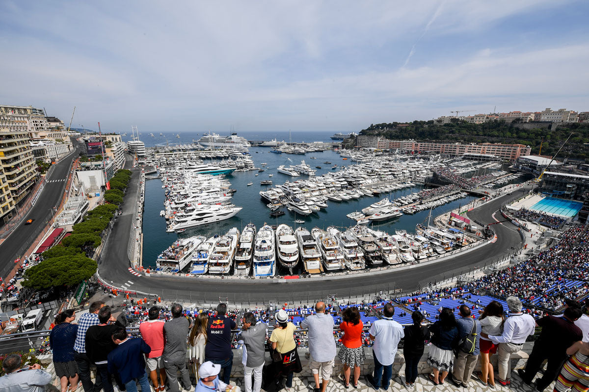 Fan Experience Packages - Monaco Grand Prix - F1 - 21–24 MAY 2020