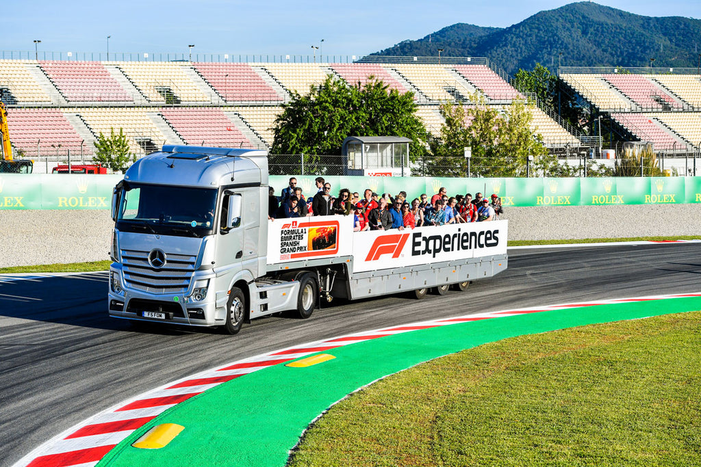 Fan Experience Packages - Spanish F1 Grand Prix 7-10 MAY 2020