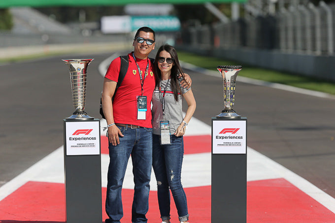 F1 British Grand Prix - Trophy - 16 JUL-19 JUL 2020