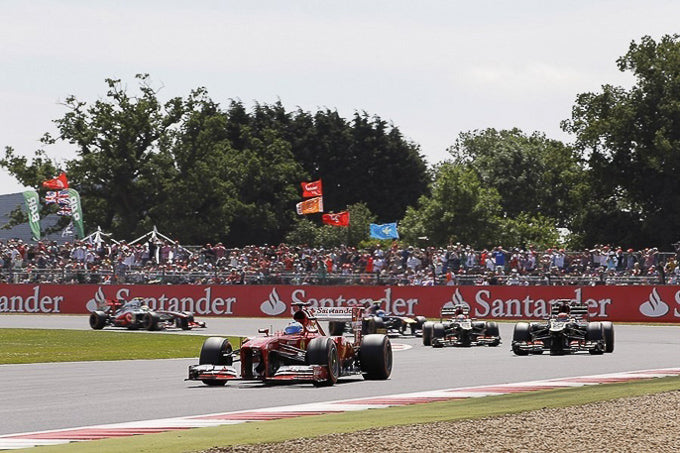 Fan Experience Packages - F1 British Grand Prix - 16-19 JULY 2020