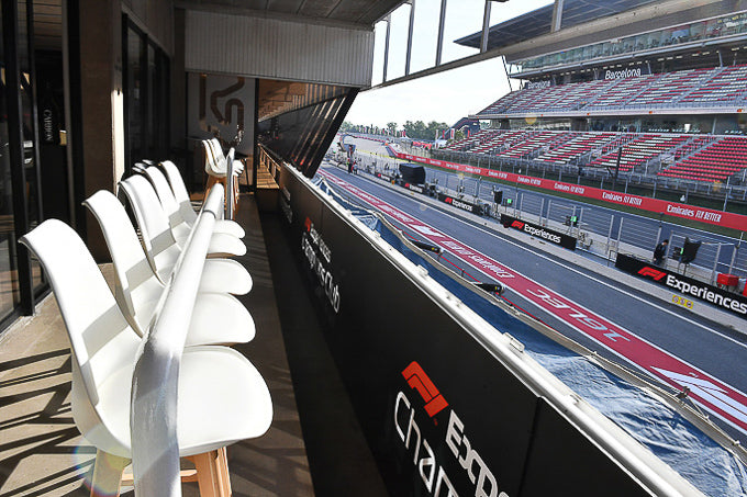 Champions Club  - F1 Spanish Grand Prix- 7-10 MAY 2020