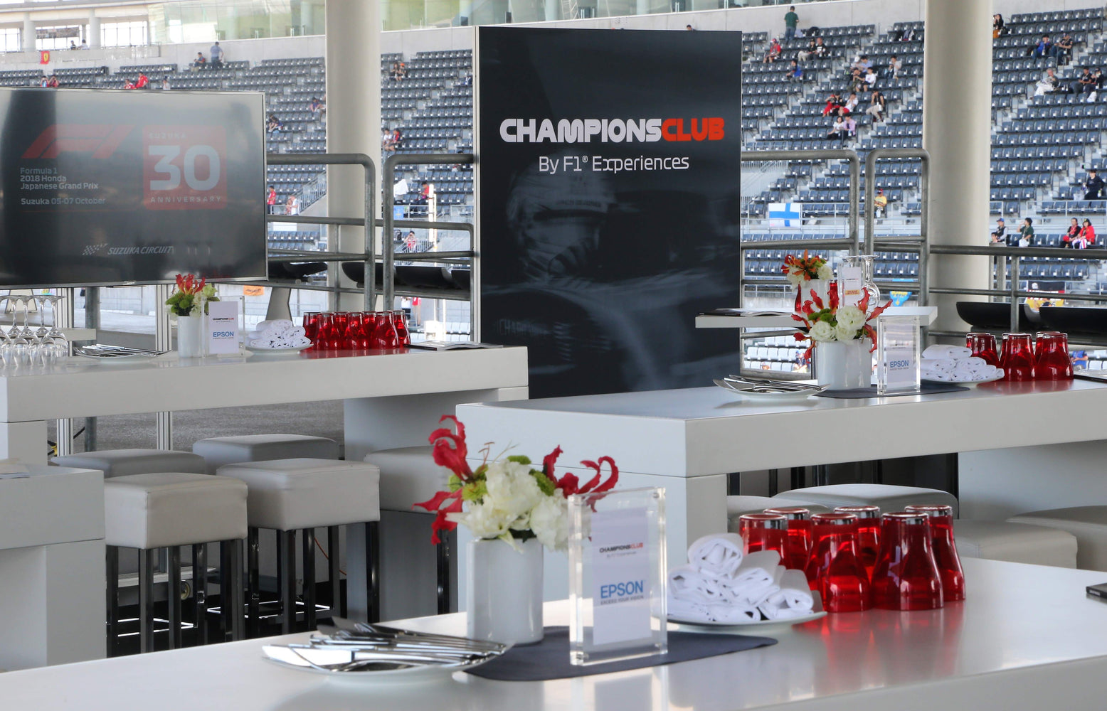Champions Club - 2 Days - F1 Australian Grand Prix 2021