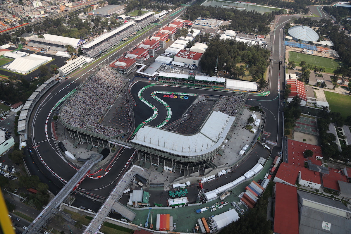 Champions Club - F1 Mexican Grand Prix - 29 OCT‑ 1 NOV 2020