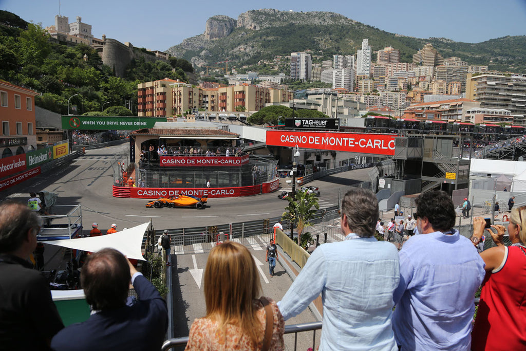 Champions Club (Multi-Venue) - F1 Monaco Grand Prix - 21-24 MAY 2020